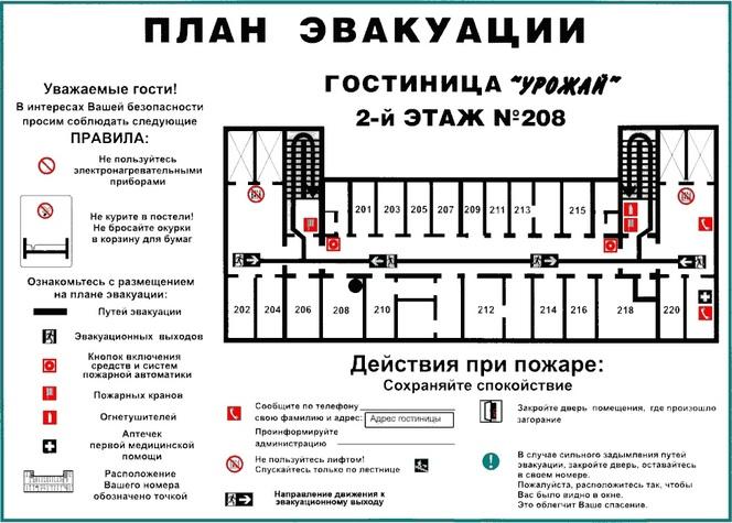 инструкция по мерам безопасности при проведении объектовой тренировки - фото 10